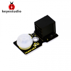 Keyestudio RJ11 EASY plug PIR Motion Sensor Module for Arduino STEAM