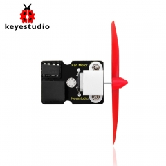Keyestudio EASY plug L9110 Fan Module  For Arduino Firefighting Robot STEAM