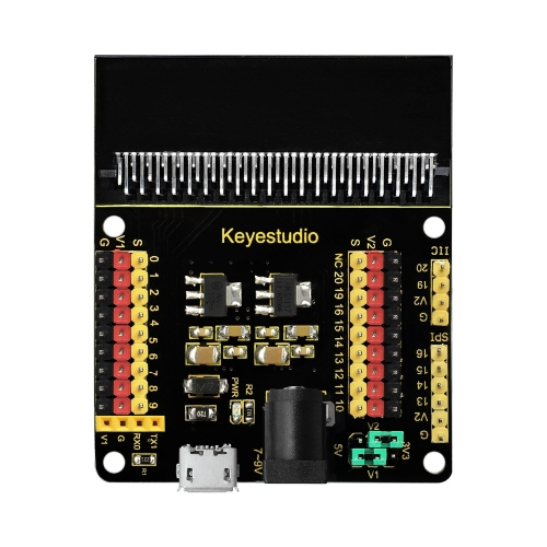 Keyestudio Sensor Shield Module  V2 for BBC Micro:Bit