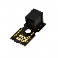 Keyestudio  RJ11 EASY plug Hall Magnetic Sensor Module for Arduino STEAM