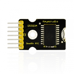 NEW! keyestudio DS3234 high precision real time clock module for Arduino/Battery type is CR1225