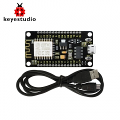 NEW! Keyeastudio NodeMcu Lua ESP8266 ESP-12F WIFI Module +1M USB Cable /Development Board  /Compatible with Networking
