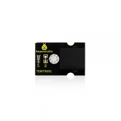 Keyestudio EASY plug TEMT6000 Ambient light sensor module for arduino /Interface Type RJ11