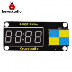 Keyestudio EASY plug 4-Digit LED Display  Module for Arduino STEM