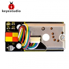 Keyestudio RJ11  EASY plug GP2Y1014AU PM2.5 Dust Sensor Module for Arduino/Air Detection