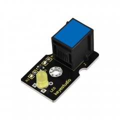 Keyestudio RJ11 EASY plug  LED Module(Yellow) for Arduino STEM