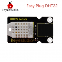 Keyestudio RJ11 Easy Plug DHT22 (AM2302)Temperature and Humidity Sensor for  Arduino Uno r3