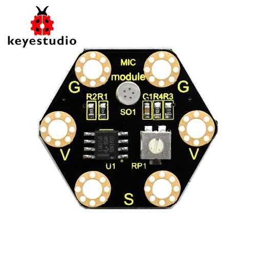 Keyestudio Microphone Sound Module For BBC micro:bit