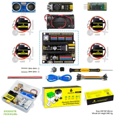 Keyestudio DIY Project Starter Kit For Arduino OTTO DIY Robot (No 3D Body Printer Parts)