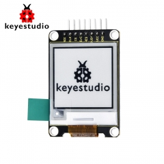 Keyestudio Electronic Ink Screen Display LCD Module 1.54 Inch 200*200 for Arduino(black and white)